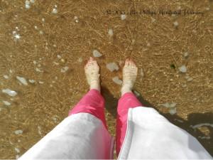 Feet in North Ayrshire
