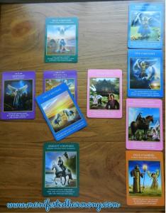 Archangel card deck