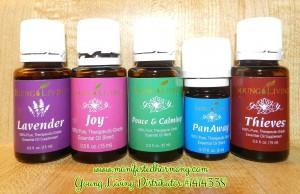 Top 5 oils