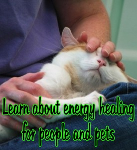 Learn about energy healing