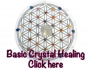 Basic Crystal Healing class