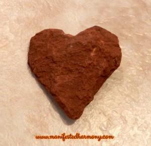 The Sedona rock