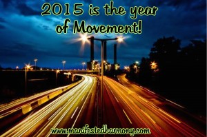 2015 year of movement
