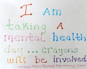 Mental health dyay